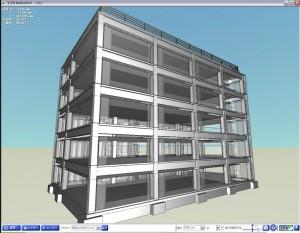 建築モデルをRebroに読み込み