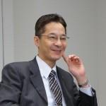 開発部長 芦原氏