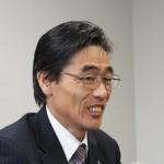営業部長 冨田氏