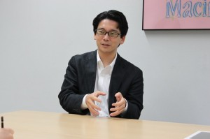 ビム・アーキテクツ 永井氏