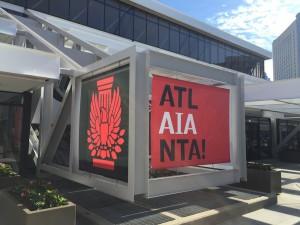AIAカンファレンス会場入口